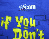 WWF TOO COOL VINTAGE T-SHIRT L