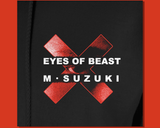 EYES OF BEAST ZIP-UP HOODIE