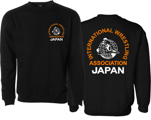 IWA JAPAN CREWNECK SWEATSHIRT