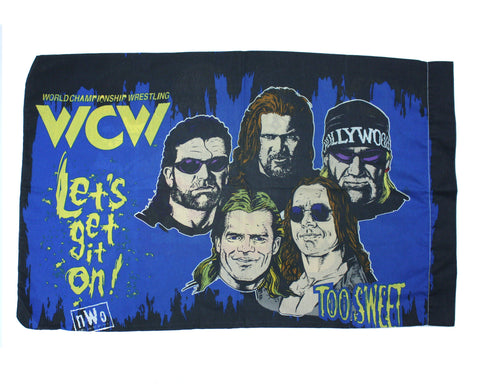 WCW NWO PILLOWCASE