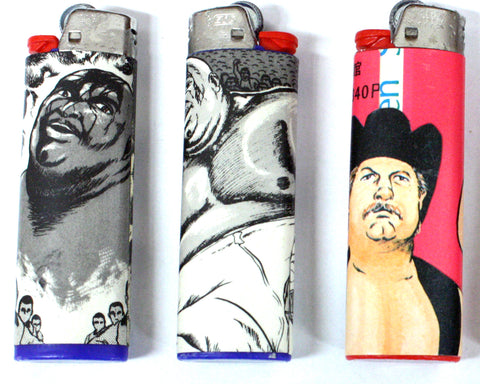 PURORESU COMIC BOOK LIGHTERS