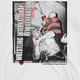 FREDDY VS. MR. DANGER W*ING T-SHIRT - WHITE