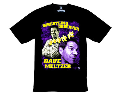 Dave Meltzer Wrestling Observer T-Shirt at Stashpages