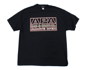 WWF APA BAR & BROTHEL T-SHIRT XXL