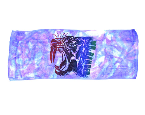 MATSUNAGA MR. DANGER TOWEL - PURPLE