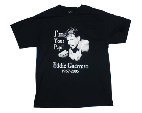 WWE EDDIE GUERRERO I'M YOUR PAPI T-SHIRT LG