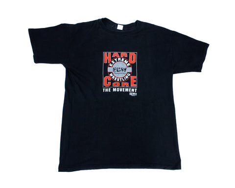 ECW HARDCORE MOVEMENT T-SHIRT XL