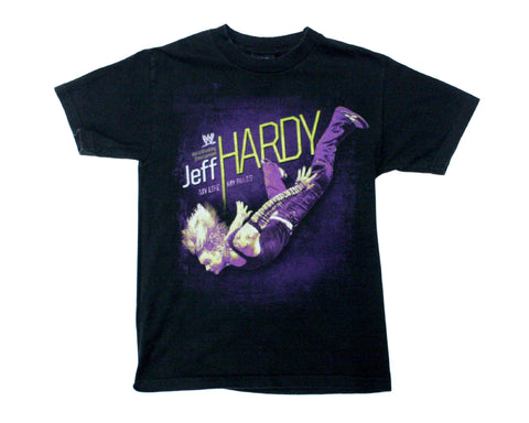 WWE JEFF HARDY 'MY RULES' VINTAGE T-SHIRT SMALL