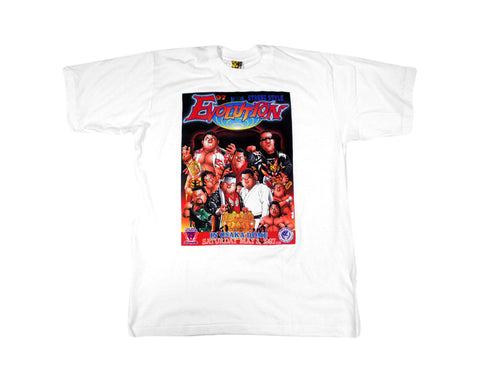 NJPW STRONG STYLE 97 T-SHIRT LG