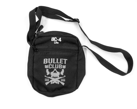 NJPW BULLET CLUB SHOULDER BAG