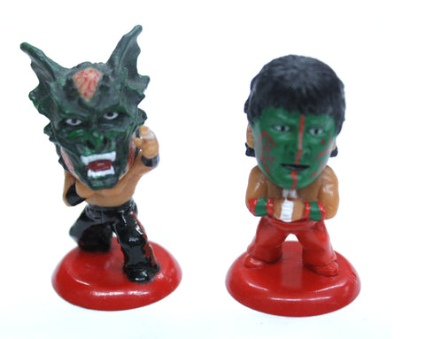 GREAT MUTA MINI FIGURES SET #2