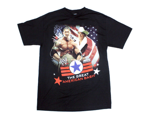 WWE GREAT AMERICAN BASH 2006 T-SHIRT MED