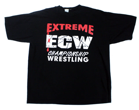 ECW JOIN THE REVOLUTION T-SHIRT XL