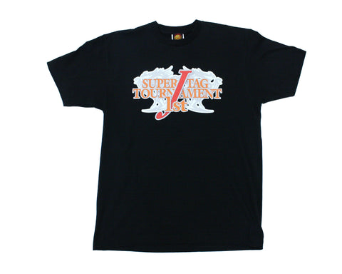 NJPW SUPER J TAG TOURNAMENT T-SHIRT XL