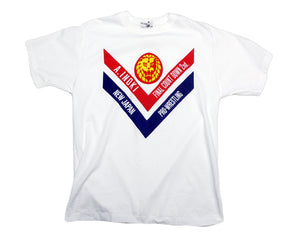 NJPW INOKI FINAL 2ND T-SHIRT MED