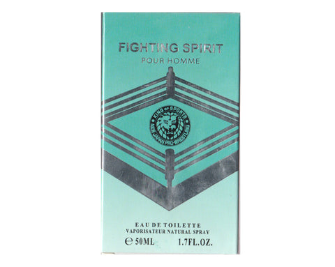 NJPW FIGHTING SPIRIT COLOGNE