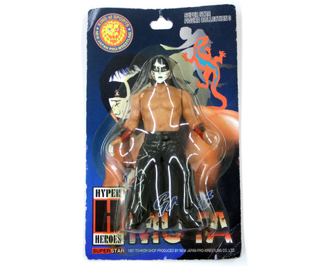 NJPW GREAT MUTA HYPER HEROES FIGURE