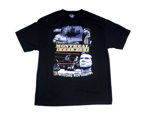 Montreal Screwjob: The Shirt [Short Sleeve]