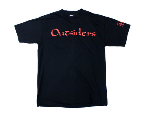 WCW NWO THE OUTSIDERS T-SHIRT LG