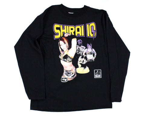 IO SHIRAI LONGSLEEVE SHIRT SMALL