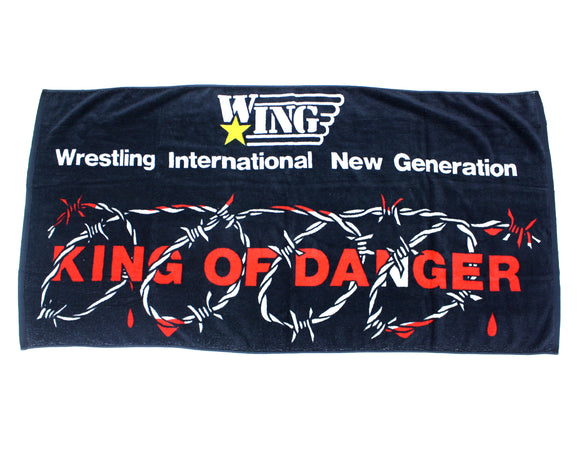 W*ING KING OF DANGER TOWEL