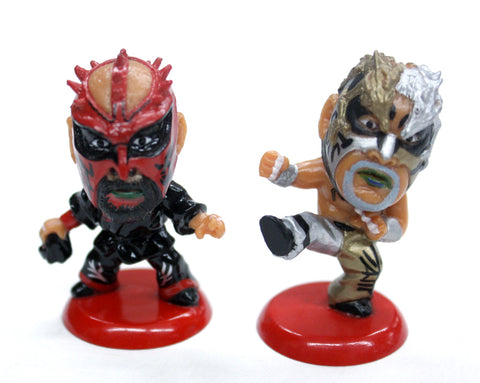 GREAT MUTA MINI FIGURES SET #3