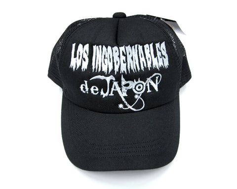 NJPW LOS INGOBERNABLES BLACK/WHITE HAT VERSION 2