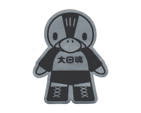 BJW KAMO STICKER