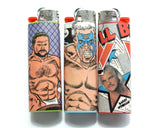 WCW COMIC BOOK LIGHTERS [SERIES 5]