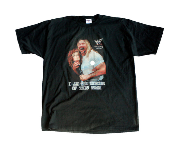 WWF AL SNOW HEAD T-SHIRT XL