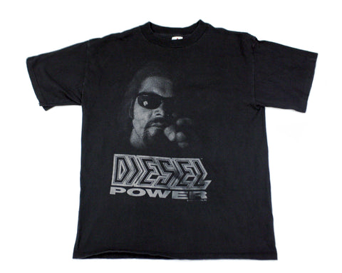 WWF DIESEL POWER T-SHIRT LG
