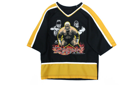 WWF RIKISHI & TOO COOL JERSEY SMALL/XS