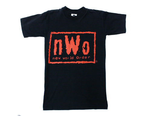 WCW/NWO WOLFPAC 'NO MERCY' VINTAGE T-SHIRT SMALL