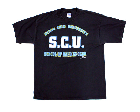WWF STONE COLD UNIVERSITY T-SHIRT XL