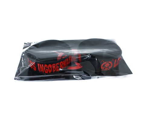 NJPW LOS INGOBERNABLES BLACK/RED WRISTBAND SET