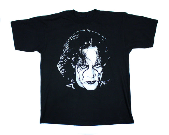 WCW STING CROW ILLUSTRATION VINTAGE T-SHIRT XL