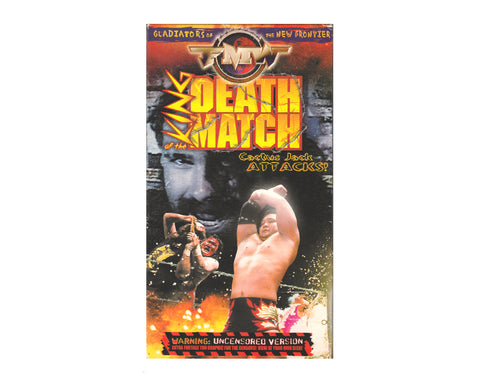 FMW KING OF THE DEATHMATCH VHS TAPE