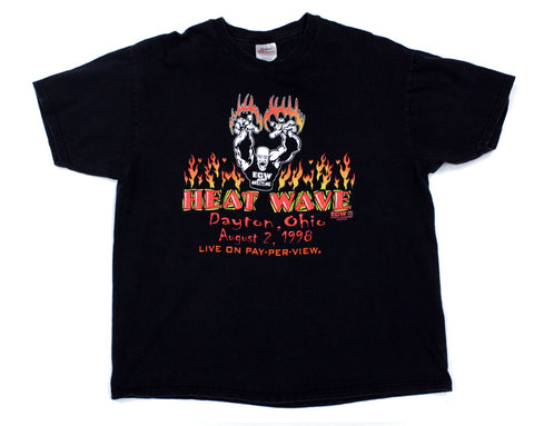 ECW HEATWAVE 98 T-SHIRT XL