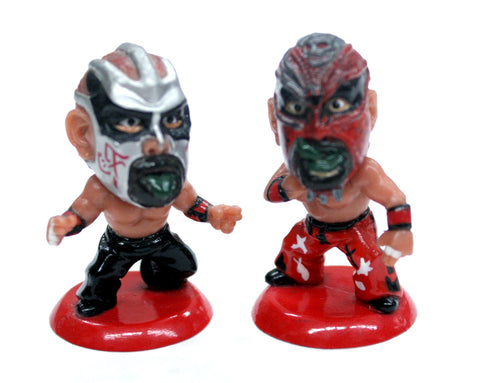 GREAT MUTA MINI FIGURES SET #1
