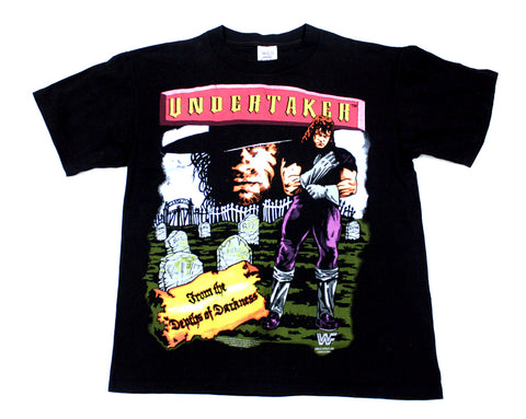 WWF UNDERTAKER 1993 T-SHIRT XL