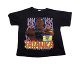 WWF TATANKA T-SHIRT SMALL