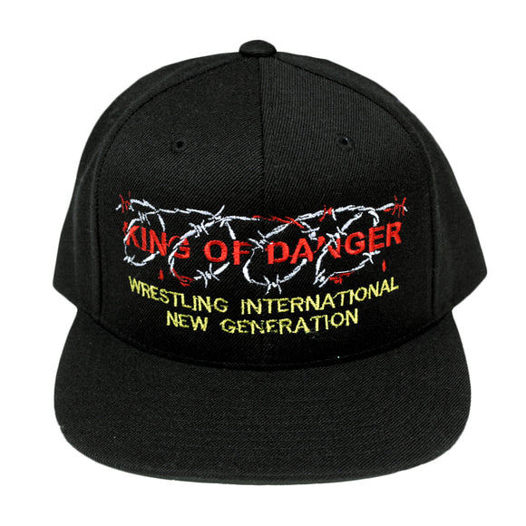 KING OF DANGER W*ING HAT
