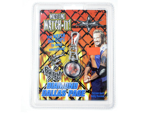 "WCW DDP ""WATCHIT"" KEYCHAIN"