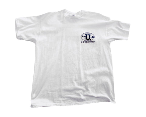 UWF U-FILE CAMP KICK SUBMISSION T-SHIRT LG