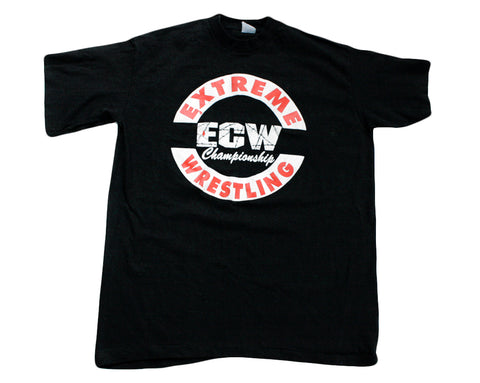 ECW EXPERIENCE THE DIFFERENCE T-SHIRT XL