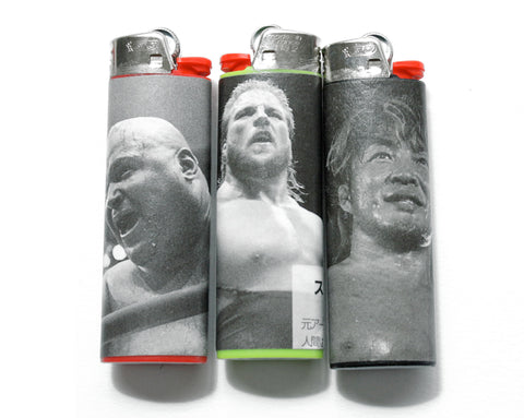 WEEKLY PURORESU LIGHTERS [SERIES 4]