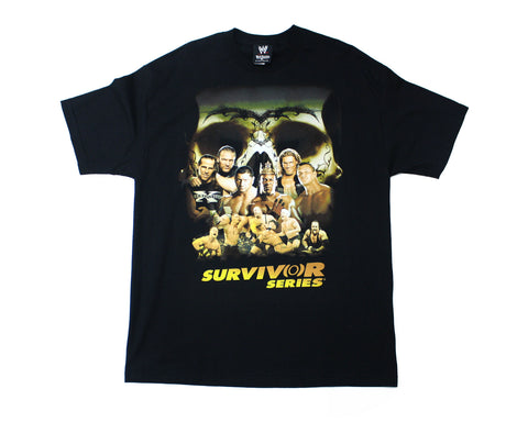 WWE SURVIVOR SERIES 2006 VINTAGE T-SHIRT XL