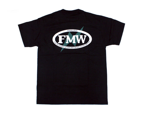 FMW ONITA REVIVAL BACKPRINT T-SHIRT LG