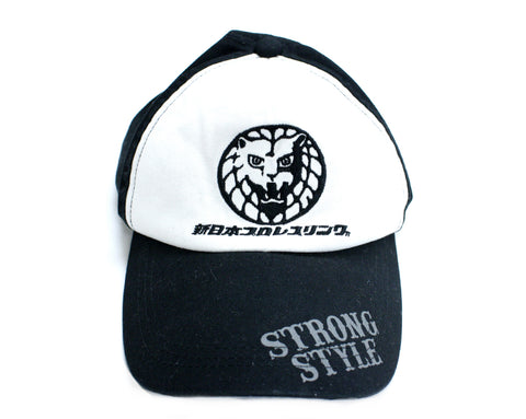 NJPW STRONG STYLE HAT
