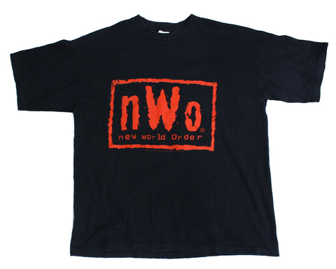 WCW/NWO WOLFPAC 'NO MERCY' T-SHIRT XL